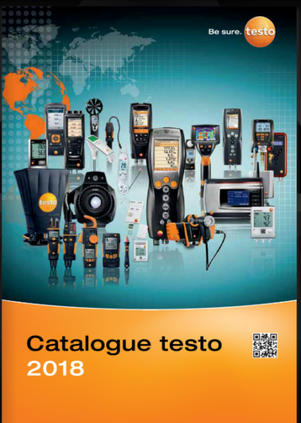 Catalogue Testo