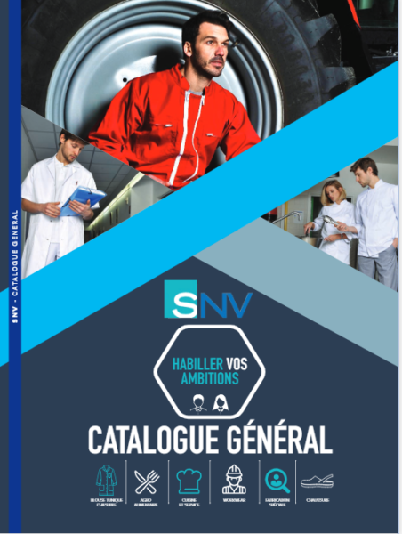 Catalogue SNV