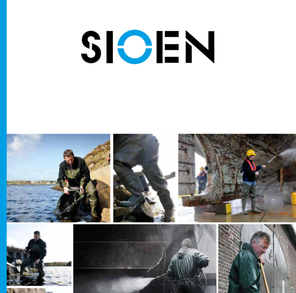 Sioen brochure WADERS